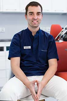 Lekarz Stomatolog Marcin Gdula